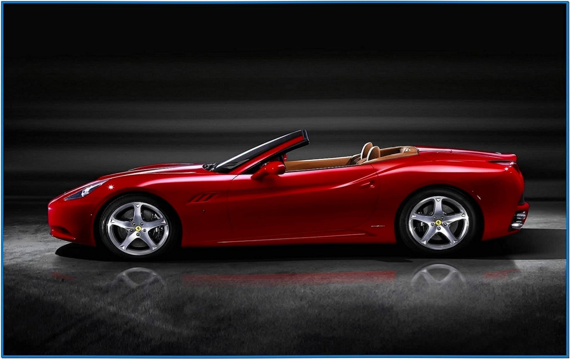 Ferrari Screensaver Calendar