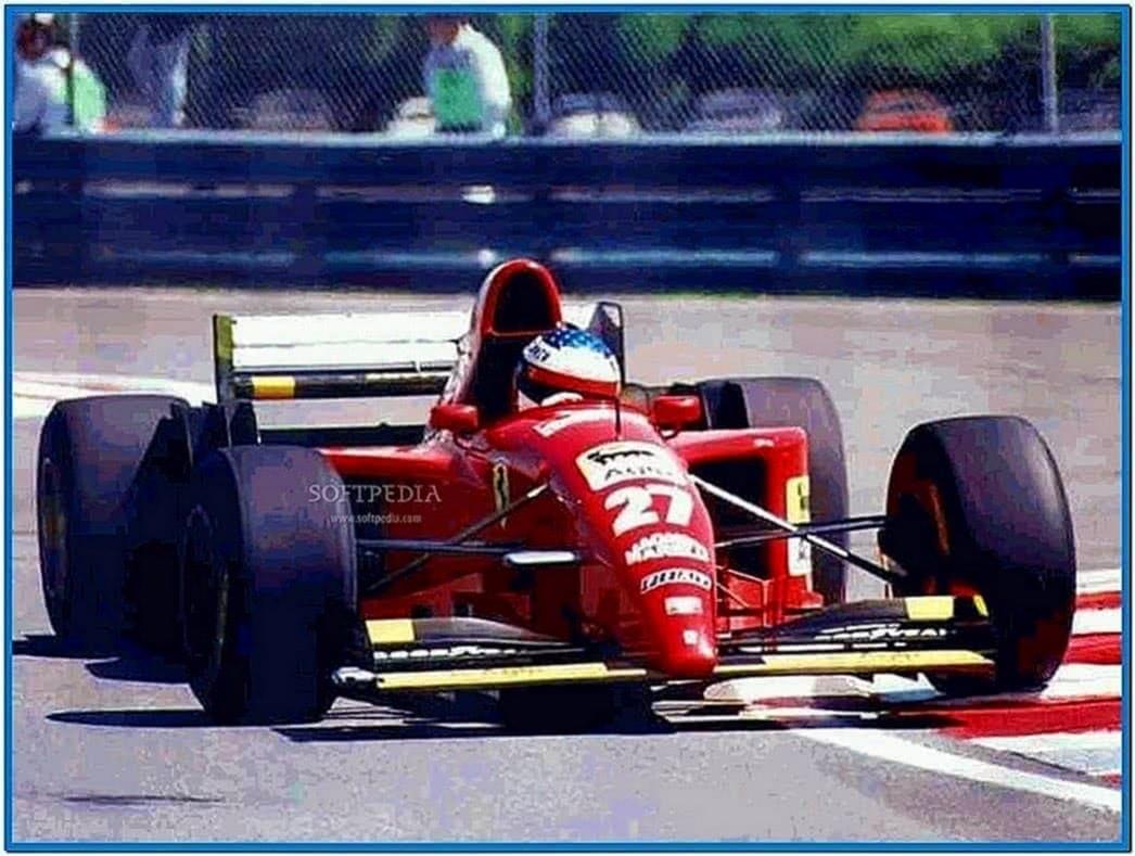 Ferrari Screensaver F1