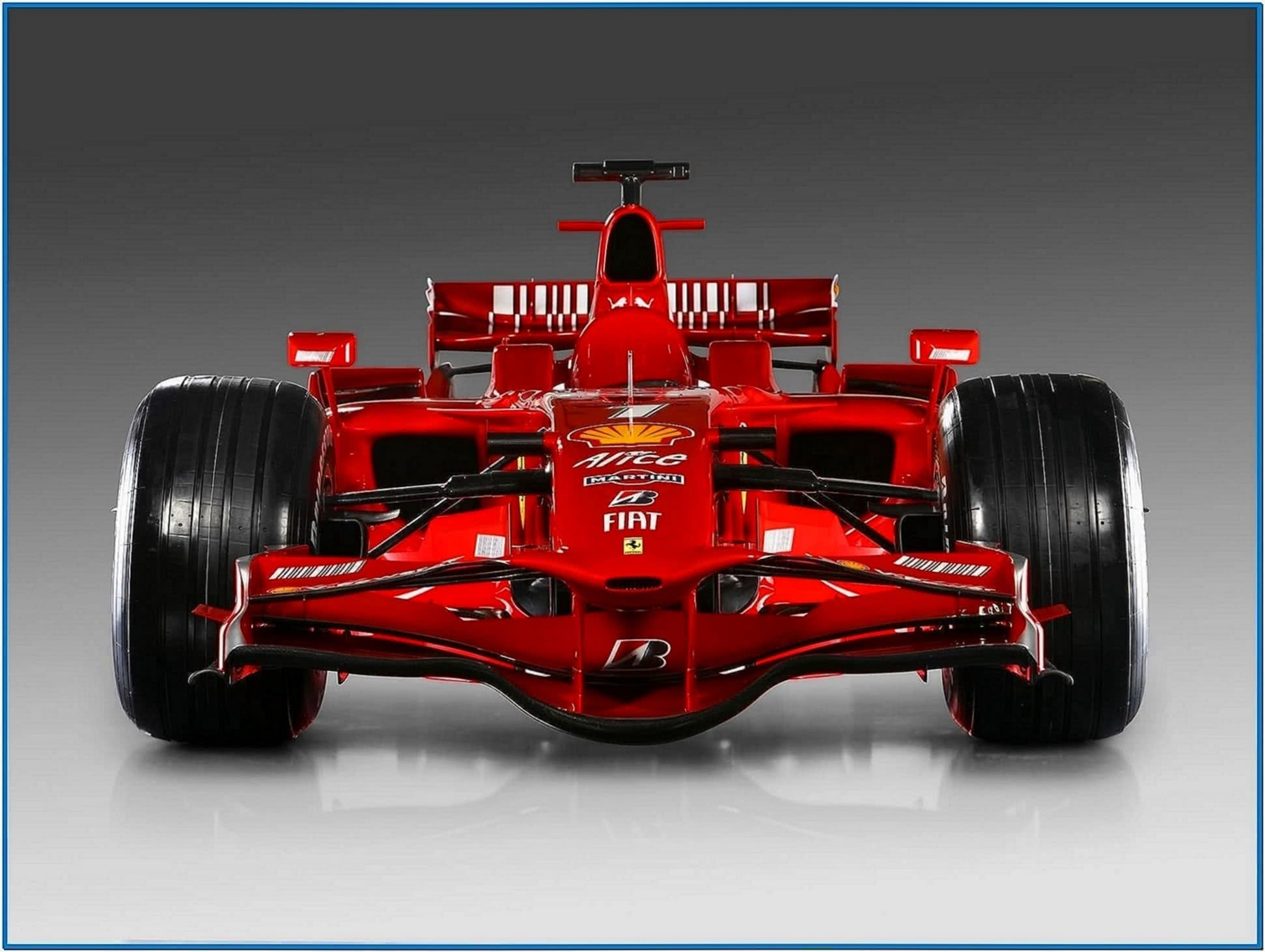 Ferrari Screensaver F1