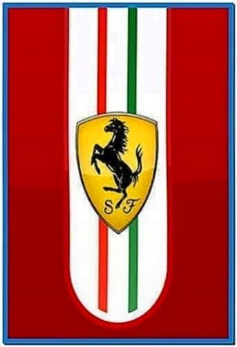 Ferrari Screensaver for iPhone