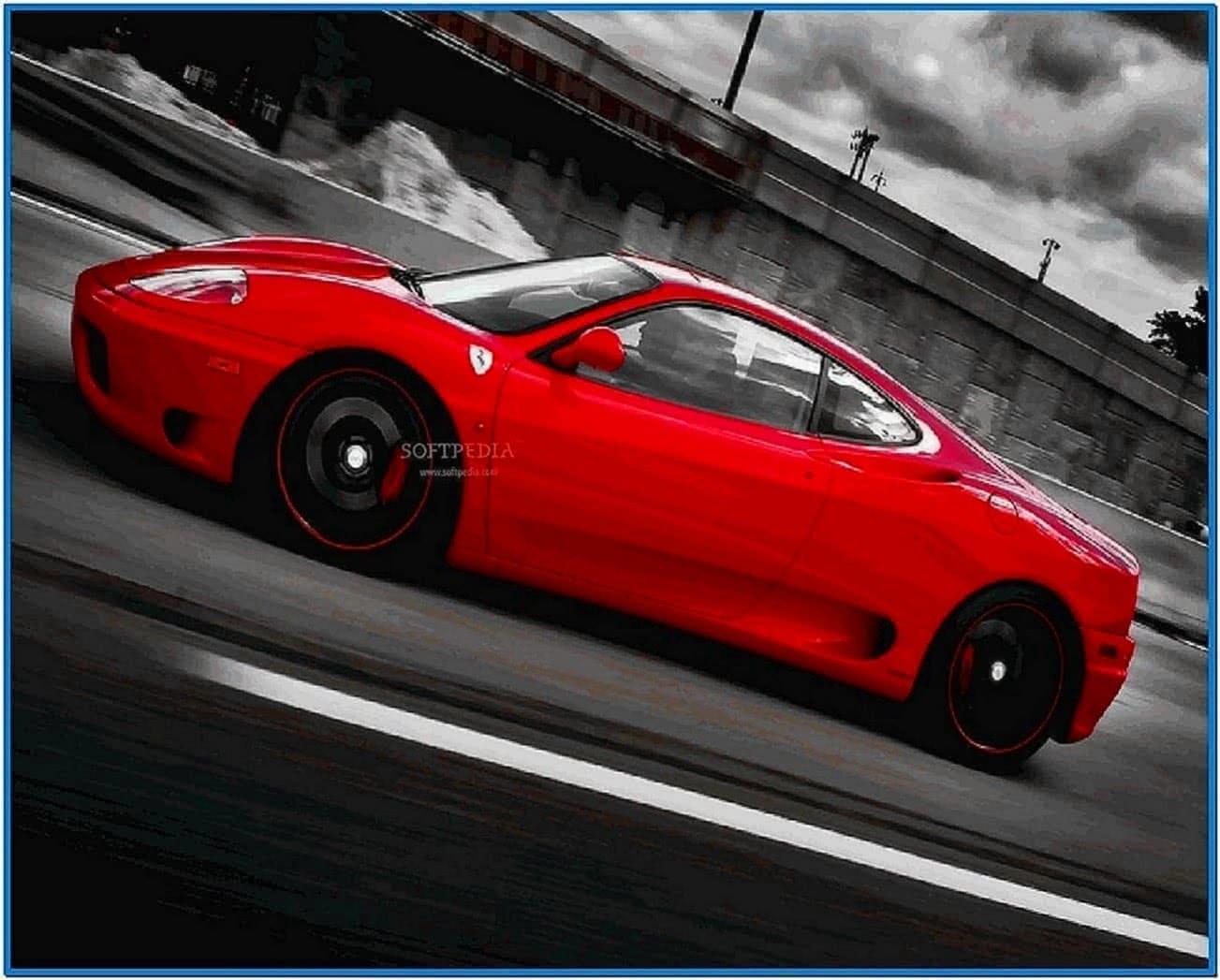 Ferrari Screensaver Windows 7