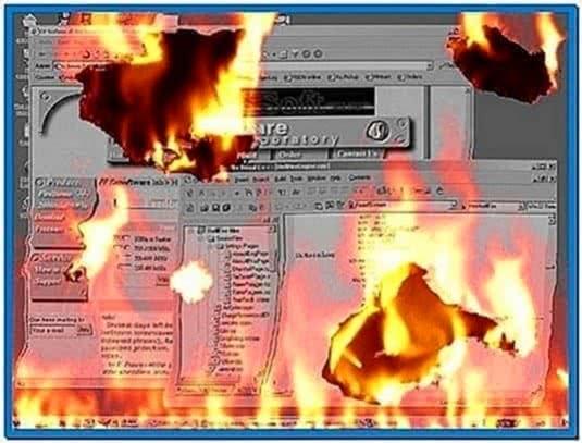 Fire Magic Screensaver