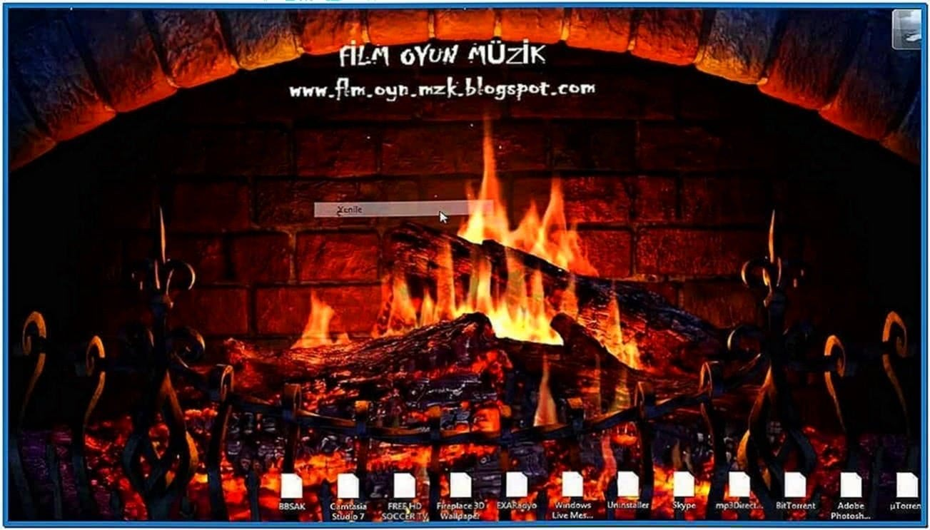 Fireplace 3D Screensaver 3.0 Code