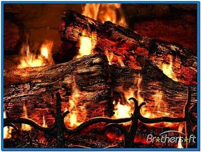 Fireplace 3D Screensaver 3.0