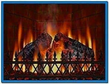 Fireplace Screensaver Dvd