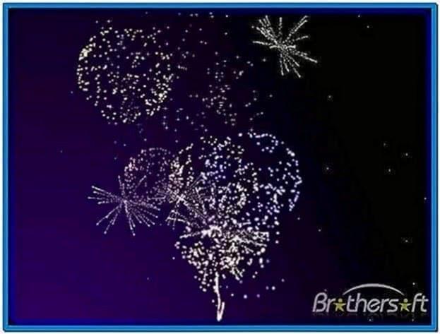Fireworks Screensaver 1.0