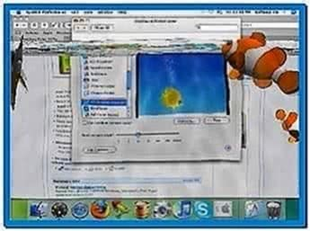 Fish Aquarium 3D Screensaver Mac