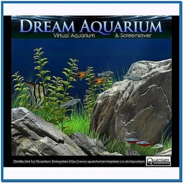 Fish Aquarium Screensaver Full Version