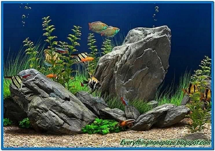 Fish Aquarium Screensaver Full Version