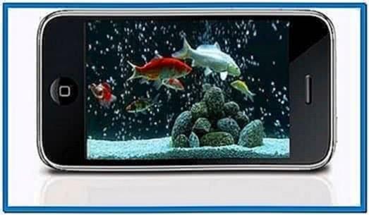 Fish Screensaver for Mobile