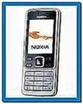 Flash Screensaver for Nokia 6300