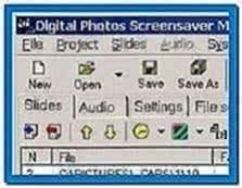 Flash screensaver maker 3.5