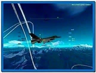 Flight Simulator Screensaver Freeware