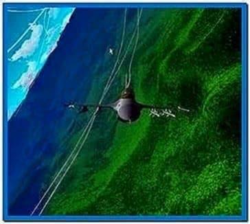 Flight Simulator Screensaver Full