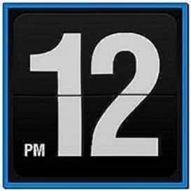 Fliqlo Flip Clock Screensaver