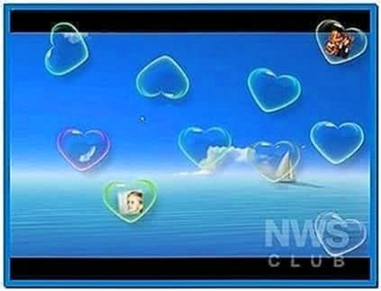 Flow Bubbles Screensaver 3.12