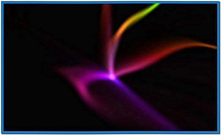 Flurry Screensaver Windows 7