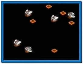 Flying toasters screensaver for PC