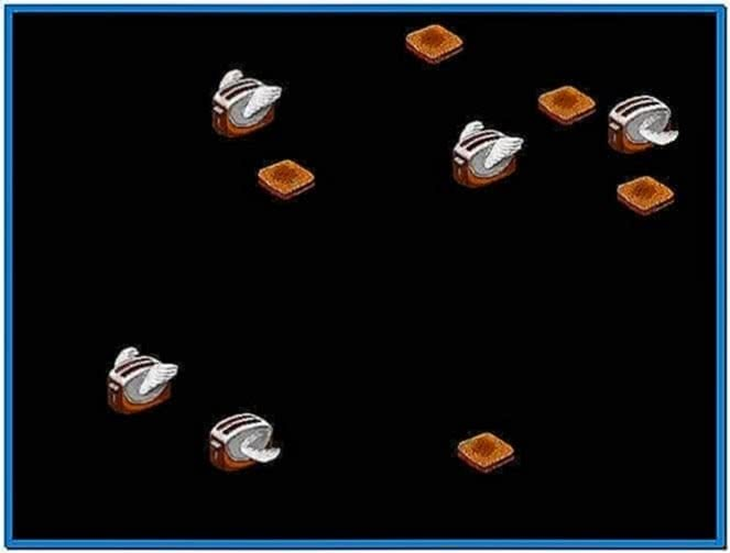 Flying Toasters Screensaver Windows 8