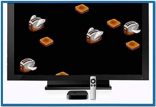 Flying Toasters Screensaver Windows 8