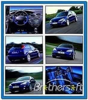 Ford Engine Screensaver Windows 7