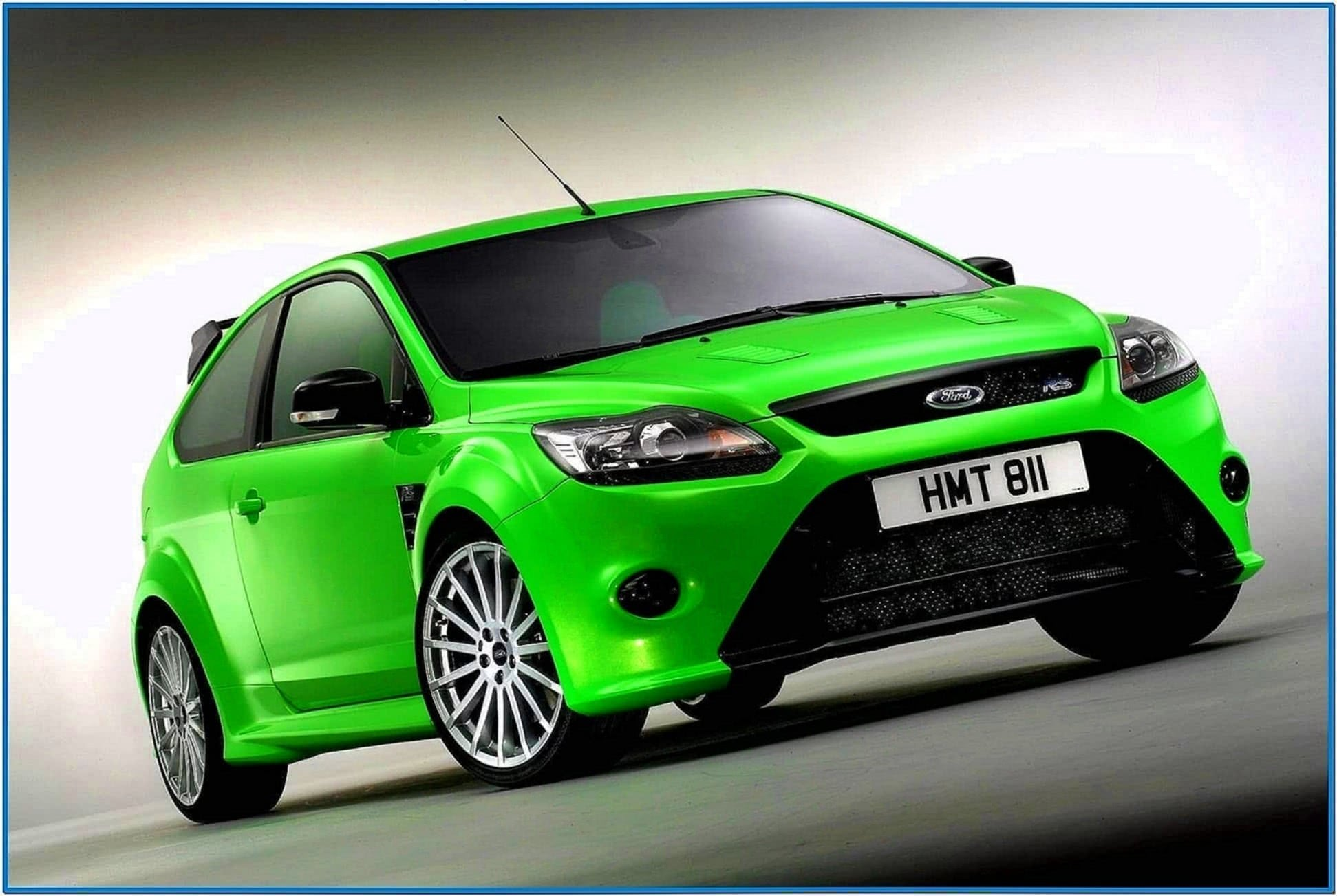 Ford Focus Rs Screensaver