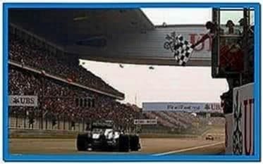 Formula 1 Screensaver 2020