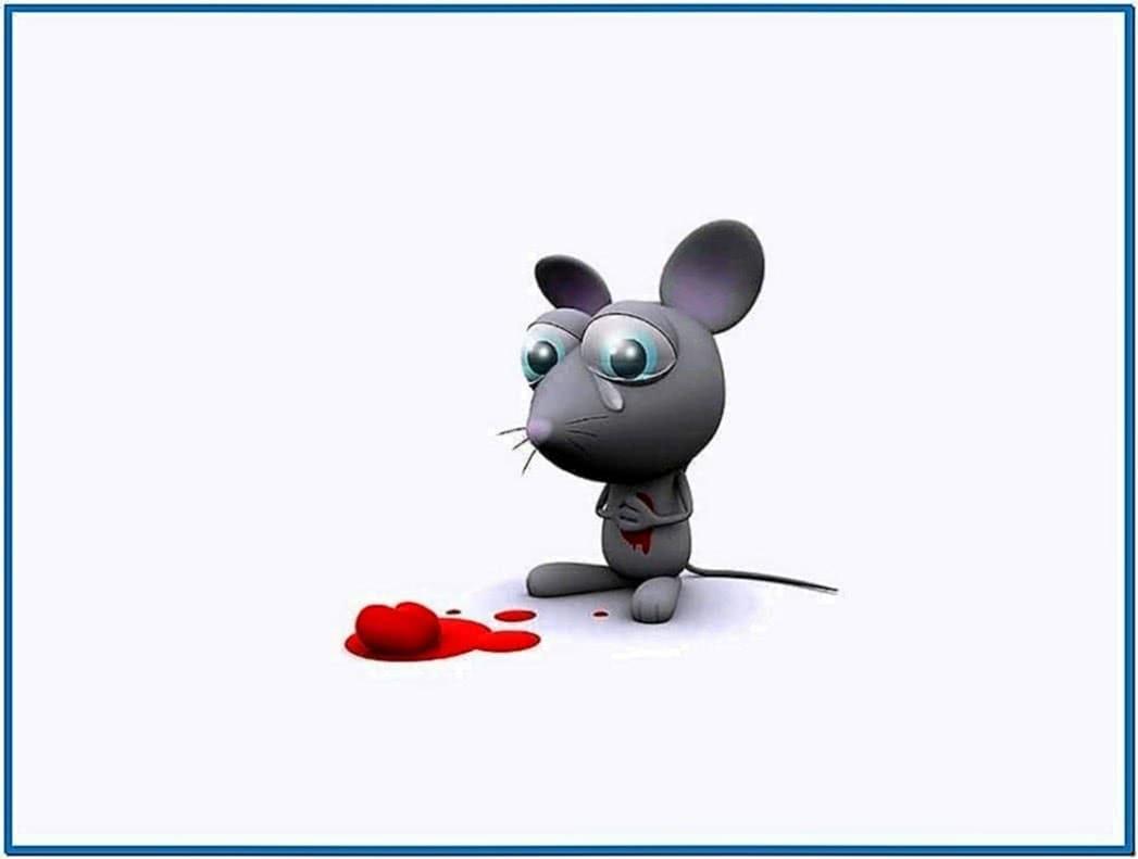 Funny 3D Animals Screensaver