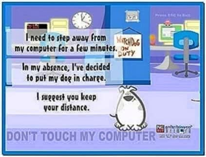 Funny Screensaver for PC