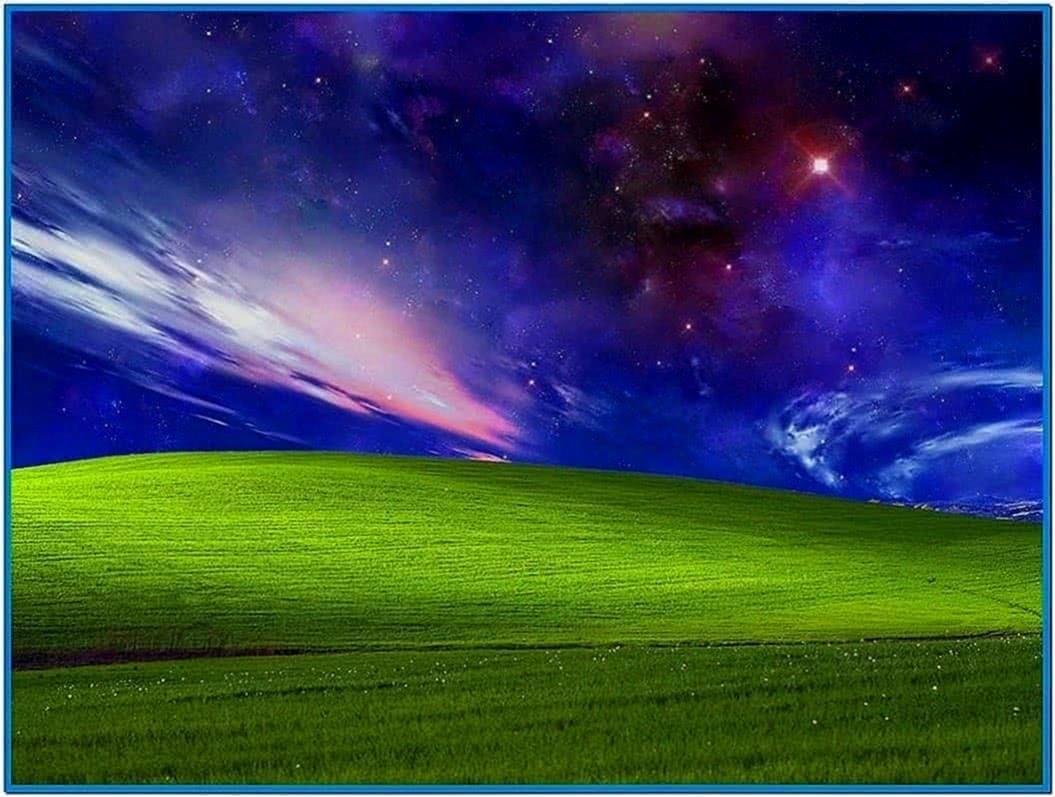 Galaxy Screensaver Windows 8