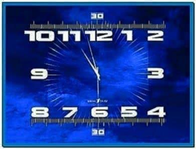 Gerz Clock Screensaver 2.41