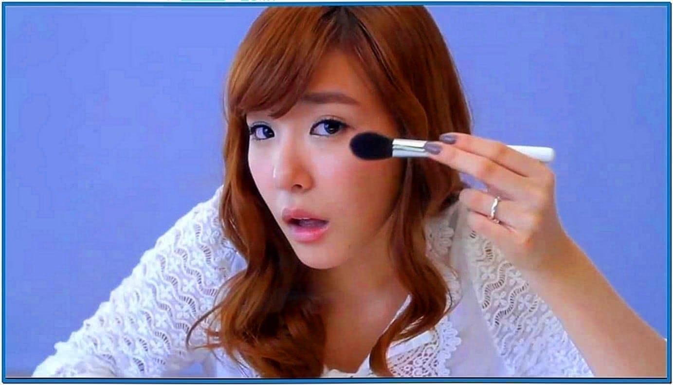 Girls generation daum screensaver