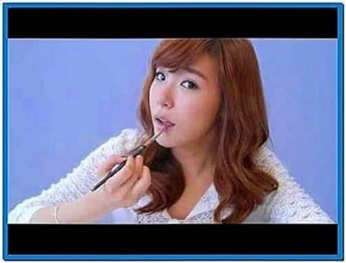 Girls Generation Screensaver Mac