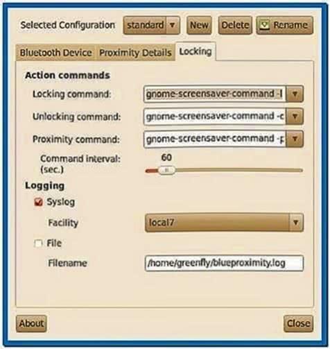Gnome Screensaver Lock Dbus