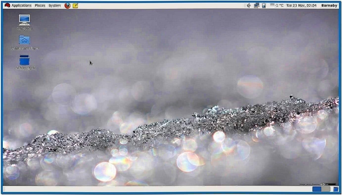 Gnome screensaver slideshow speed