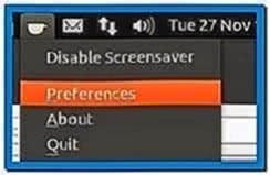 Gnome Screensaver Vlc