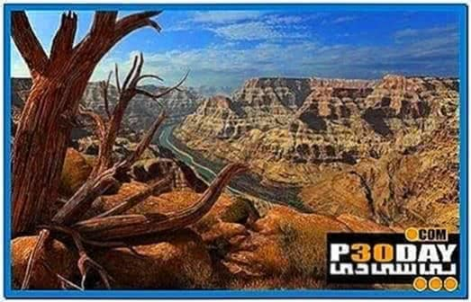 Grand Canyon 3D Screensaver 1.0.0.2