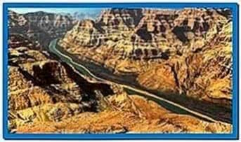 Grand Canyon 3D Screensaver
