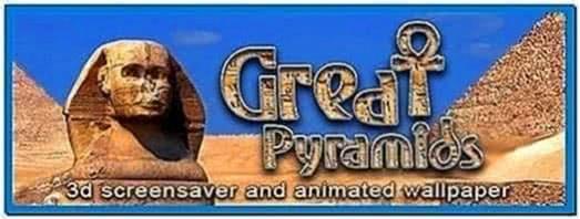 Great Pyramids 3D Screensaver 1.0