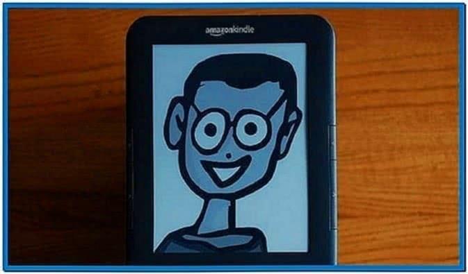 Hack Kindle 4 Screensavers