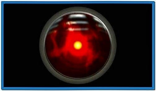 Hal 9000 screensaver mac os x 10.6 - Download free