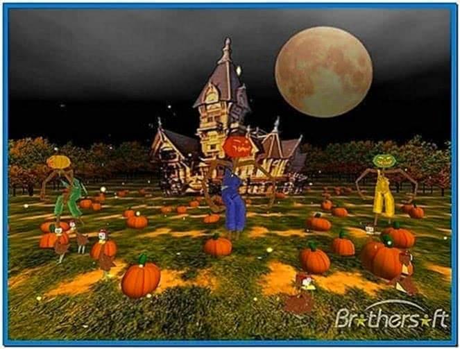 Halloween Dance 3D Screensaver 1.0