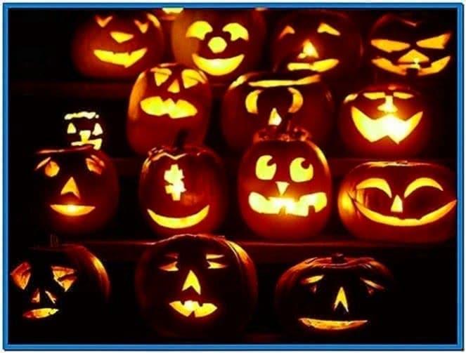Halloween Screensaver Pictures