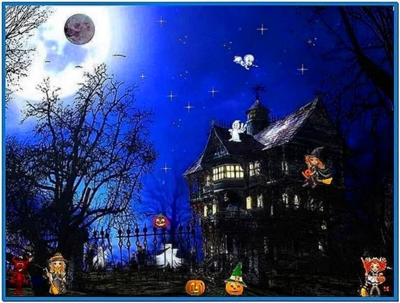 Halloween Screensaver Pictures