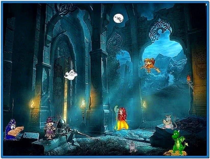 Halloween Screensavers for Kids