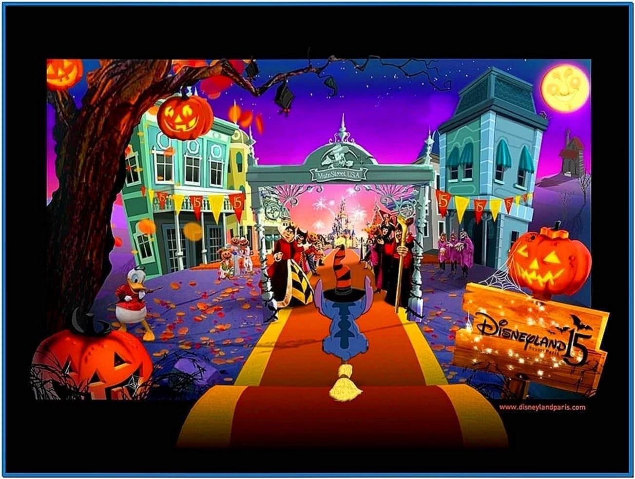 Halloween Screensavers Freeze
