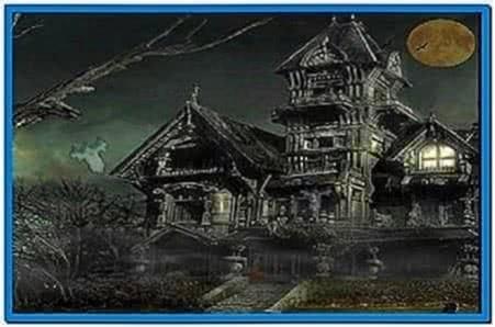 Halloween Screensavers Ghosts Animated