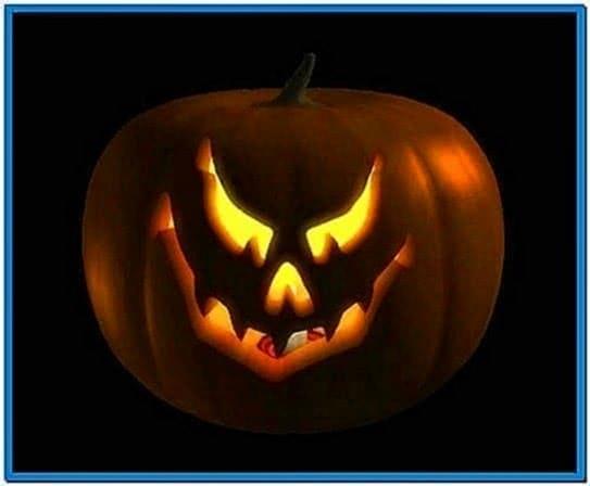 Halloween Screensavers Mac OS X