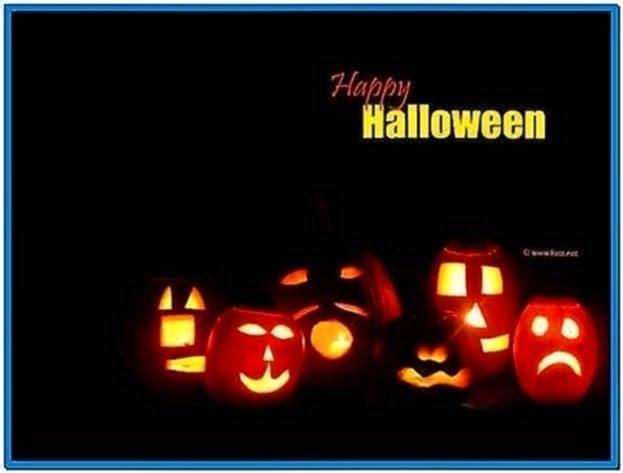 Halloween Screensavers XP
