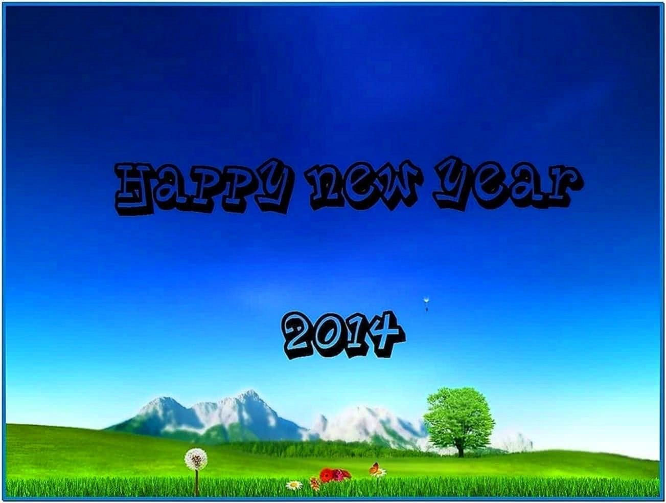 Happy New Year 2020 Screensavers
